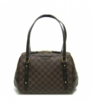 (LOUIS VUITTON)ヴィトン コピー 激安ダミエショルダバッグ リヴィントンGM N41158